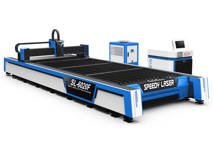 6000*2000mm big 3000W fiber Laser Metal Cutting Machine 300W Raycus IPG Laser